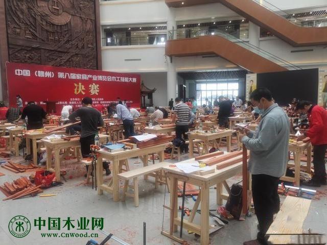 中国(赣州)第八届家具产业博览会在南康开幕