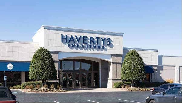 美家具零售商Havertys一季度净利润猛增9.6倍
