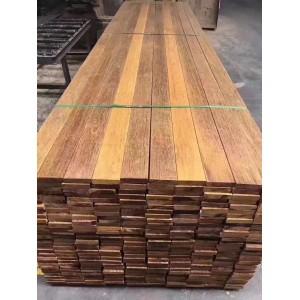 印尼菠萝格 防腐木 护栏扶手地板 定尺加工河南