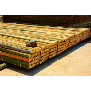 南阳出售毛竹片竹架板竹梯子菜架竹批发市场