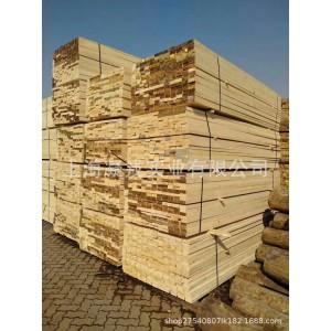 【厂家批发】各种规格建筑木方 辐射松木方 耐腐蚀 质量保障