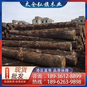 云杉原木 家具乐器用木材 大口径原木 古建寺庙圆柱杉木材