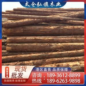 供应柳杉原木 2.3米寿材 杉木桩 杉木杆 家具材 品质保障