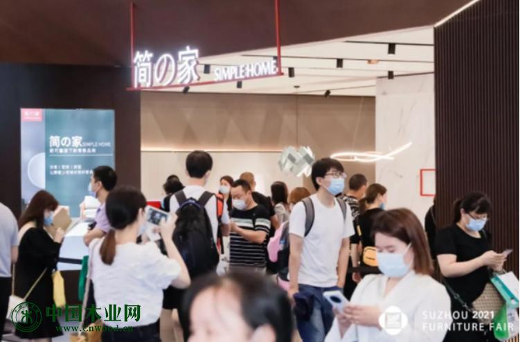 第13届苏州家具展览会火爆进行中!