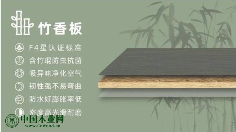 丽维家联手福人集团首发竹香板及无醛板!