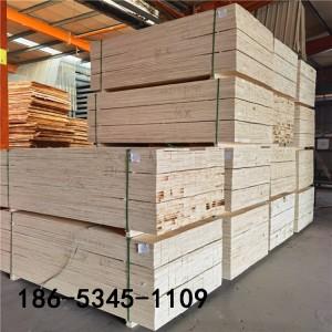 设备包装用承重好的LVL复合木方免熏蒸胶合木方木条