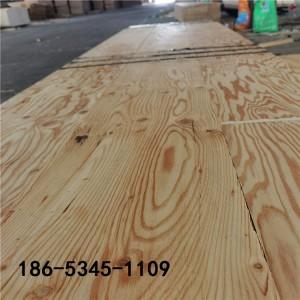 落叶松LVL梁建筑工程木方地板铺装LVL木龙骨