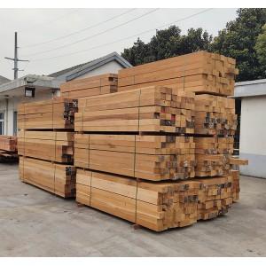 张家港致禾木业非洲菠萝格塔利板材实木木方木条古建方料地板
