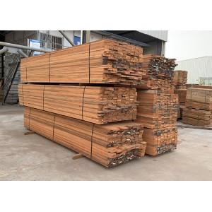 致禾木业柳桉木防腐木户外栈道公园地板实木木方板材古建廊架