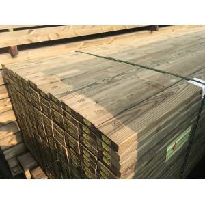 苏州致禾木业芬兰木深度防腐木户外地板木方立柱木栈道