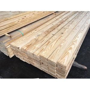 苏州致禾木业美国南方松木方木条木板实木地板防腐木板材廊架