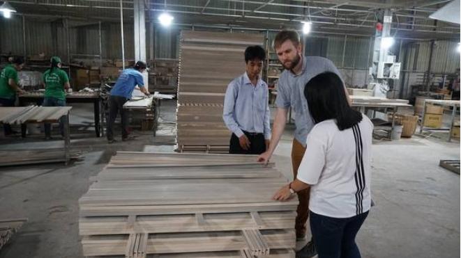越南成为澳大利亚第二大木制家具出口国