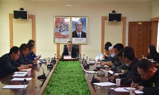 西藏乃东区政府落实专项资金推进鲁琼木材市场重大火灾隐患整改工作