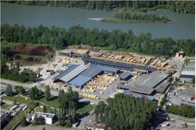恒行2登录测速地址减少的25万立方米的瑞典木材去哪了?