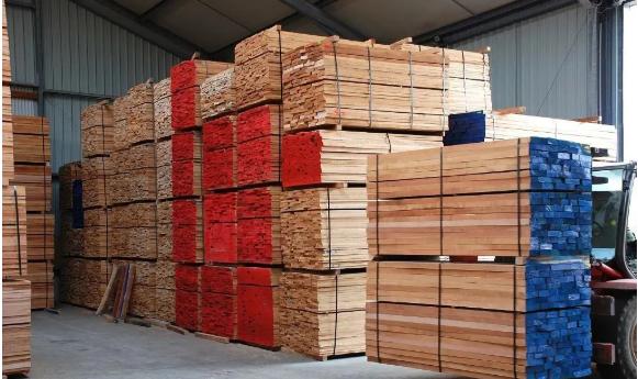 全面整治苏州万安村木材加工及相关企业已全部拆除