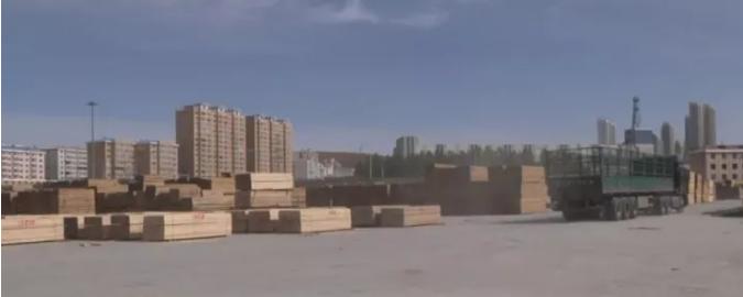 俄罗斯进口木材交易市场力争11月底完成主体项目建设